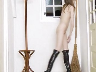 Eat Witch In High Black Boots