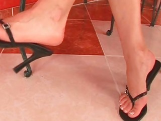 Lovely Feet and Hot Sex Compilation