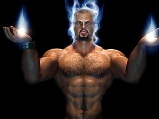 3D Kinky Muscle Boys Like It Big!