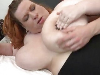 Fat mature woman with huge boobs fucked like hippo