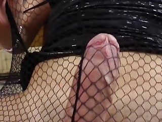 Latin Tgirl Josiane Plays With Her Big Cock