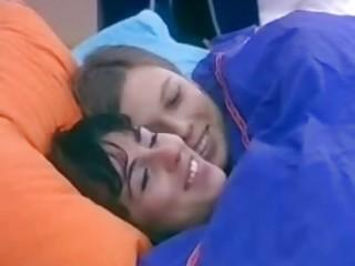 Big-Brother's friend Bulgarian Hot Lesbian Love Sex