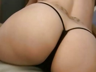 I Love To Tease My Hubby With Thong On
