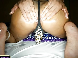 Massage anal porn with a sexy Asian ladyboy shemale
