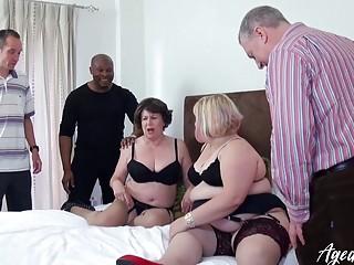 AgedLovE British Ladies Hardcore Sex Adventures