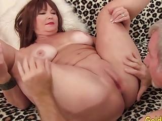 Golden Slut  Eating Mature Pussy Compilation Part 2